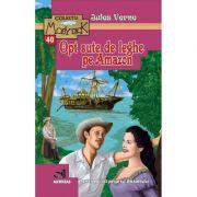 Opt sute de leghe pe Amazon - Jules Verne imagine libraria delfin 2021