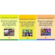 Pachet Enciclopedia plantelor decorative vol 1, 2 si 3 - Gheorghe Mohan, Aurel Ardelean imagine libraria delfin 2021