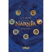 Pachet Integrala Cronicile din Narnia (volumele I-VII) - C. S. Lewis imagine libraria delfin 2021