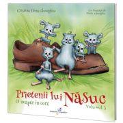 Prietenii lui Nasuc. Vol. 3. O noapte in cort - Cristina Elena Gheorghiu imagine libraria delfin 2021