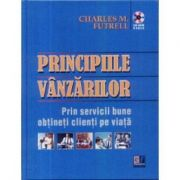 Principiile vanzarilor (CD inclus) - Charles M. Futrell imagine librariadelfin.ro