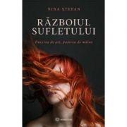 Razboiul sufletului - Nina Stefan imagine libraria delfin 2021