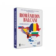 Romanii din Balcani. Istorie si politica - Mihai Drecin, Beata Menesi, Ion Zainea imagine libraria delfin 2021