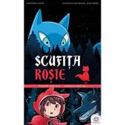 Scufita Rosie - Cristina Oxtra, Miguel Diaz Rivas imagine libraria delfin 2021