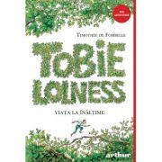 Tobie Lolness 1. Viata la inaltime - Timothee de Fombelle imagine libraria delfin 2021