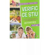 Verific ce stiu. Activitati scolare. 6-7 ani - Gabriela Barbulescu, Nicoleta Stanica imagine librariadelfin.ro