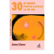 30 de minute pentru a aplica la un job - June Lines imagine librariadelfin.ro