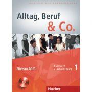 Imagine Alltag, Beruf & Co - 1, Kursbuch + Arbeitsbuch Cd - Dr - Norbert
