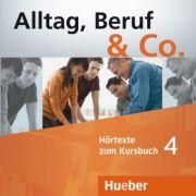 Imagine Alltag, Beruf & Co - 4, 2 Cds Zum Kursbuch - Norbert Becker
