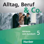 Alltag, Beruf & Co. 5, 2 CDs zum Kursbuch - Norbert Becker imagine librariadelfin.ro