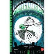 Amelia von Vamp si hotul de amintiri - Laura Ellen Anderson imagine librariadelfin.ro