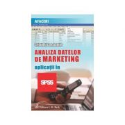 Analiza datelor de marketing. Aplicatii in SPSS - Cristinel Constantin imagine librariadelfin.ro
