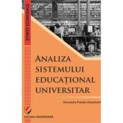 Analysis of the University Educational System - Alexandra Palade (Zamfirache) imagine librariadelfin.ro