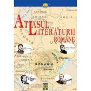 Atlasul literaturii romane imagine librariadelfin.ro