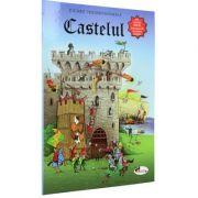 Castelul. Seria Jucarii tridimensionale imagine librariadelfin.ro