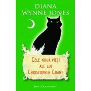 Cele noua vieti ale lui Christopher Chant (editie de buzunar) - Diana Wynne Jones imagine librariadelfin.ro