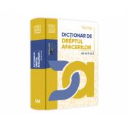 Dictionar de dreptul afacerilor de la A la Z - Mircea N. Costin, Calin M. Costin imagine librariadelfin.ro