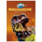 Dinozauri. Atlas maghiar-german Dinoszauruszok. Nemet-Magyar Kepes Atlasz imagine librariadelfin.ro
