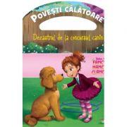 Disney. Fancy Nancy Clancy. Dezastrul de la concursul canin. Povesti calatoare imagine librariadelfin.ro