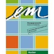em Ubungsgrammatik Lehr- und Ubungsbuch - Michaela Perlmann-Balme, Axel Hering, Magdalena Matussek imagine librariadelfin.ro