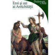 Eroi si zei ai Antichitatii - Lucia Impelluso imagine librariadelfin.ro