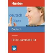 Fit in Grammatik B1 Buch - Anneli Billina imagine librariadelfin.ro