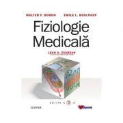 Fiziologie medicala - Walter F. Boron, Emile L. Boulpaep, Leon G. Zagrean imagine librariadelfin.ro
