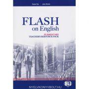 Flash on English. Elementary - Teacher's Pack + class audio CDs + DVD-ROM - Paola Tite imagine librariadelfin.ro
