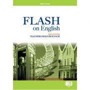 Flash on English. Beginner level. Teacher's Pack + class audio CDs + DVD-ROM - Luke Prodromou imagine librariadelfin.ro