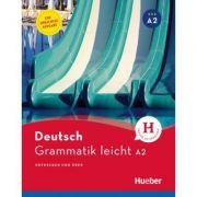 Grammatik leicht A2 Einsprachige Ausgabe Entdecken und uben - Rolf Bruseke imagine librariadelfin.ro