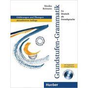 Grundstufen-Grammatik fur DaF + CD-ROM Aktualisierte Auflage - Monika Reimann imagine librariadelfin.ro