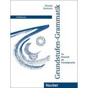 Grundstufen-Grammatik fur DaF, Schlussel - Monika Reimann imagine librariadelfin.ro