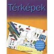 Hartile si cartografierea. In limba maghiara imagine librariadelfin.ro