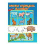 Hogyan rajzoljunk allatokat. Cum sa desenam animale imagine librariadelfin.ro