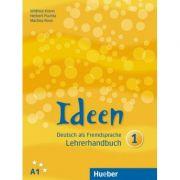 Ideen 1, Lehrerhandbuch - Wilfried Krenn, Herbert Puchta, Martina Rose imagine librariadelfin.ro