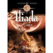 Iliada - Homer imagine librariadelfin.ro