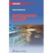 Instrumentele de plata - Oana Barbulescu imagine librariadelfin.ro