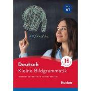 Kleine Bildgrammatik Deutsch Deutsche Grammatik in Bildern erklart Buch - Axel Hering imagine librariadelfin.ro