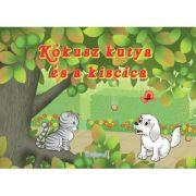 Kokusz kutya es a kiscica. Pufisor si Nucuta Prietenii conteaza imagine librariadelfin.ro