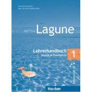 Lagune 1 Lehrerhandbuch - Anna Breitsameter, Marc Michael Aufderstrasse imagine librariadelfin.ro