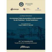 Le colloque international «Le nouveau Code de procedure civile roumain: Vu de l'interieur – Vu de l'exterieur» - Traian Briciu, Paul Pop imagine librariadelfin.ro