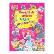 Magia printeselor imagine librariadelfin.ro