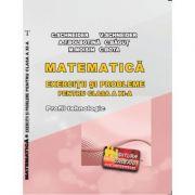 Matematica Exercitii si probleme pentru clasa a XI-a. Profilul Tehnologic - Cristian Schneider imagine librariadelfin.ro