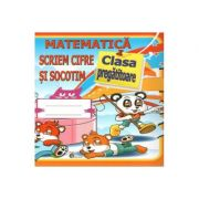 Matematica. Scriem cifre si socotim - Clasa pregatitoare - Daniela Costan imagine librariadelfin.ro