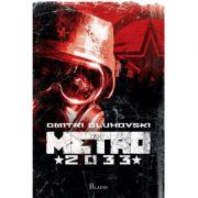 Metro 2033 - Dmitri Gluhovski imagine librariadelfin.ro