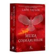 Muza cosmarurilor - Laini Taylor imagine librariadelfin.ro
