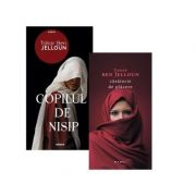 Pachet (2 carti) 1. Copilul de nisip 2. Casatorie de placere - Tahar Ben Jelloun imagine librariadelfin.ro
