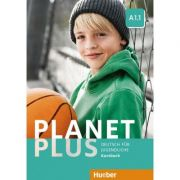 Planet Plus A1. 1 Kursbuch Deutsch fur Jugendliche - Gabriele Kopp, Josef Alberti, Siegfried Buttner imagine librariadelfin.ro
