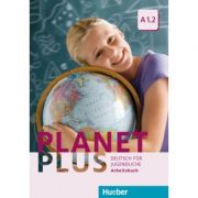 Planet Plus A1. 2 Arbeitsbuch Deutsch fur Jugendliche - Gabriele Kopp, Josef Alberti, Siegfried Buttner imagine librariadelfin.ro
