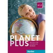 Planet Plus A1. 2 Kursbuch Deutsch fur Jugendliche - Gabriele Kopp, Josef Alberti, Siegfried Buttner imagine librariadelfin.ro